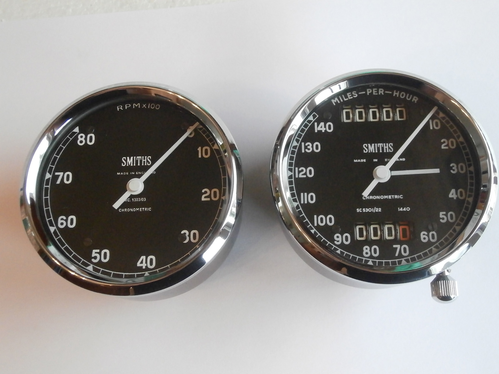 SMITHS Speedometer Repair, Smiths Tachometer Repair, motorcycles